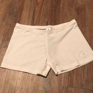 Adidas NWT climalite white shorts size XL